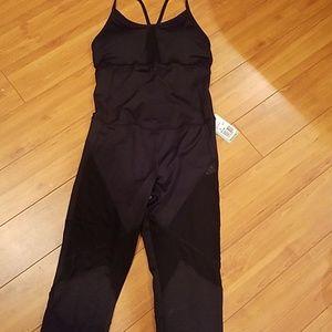 Forever21 workout jumpsuit size medium